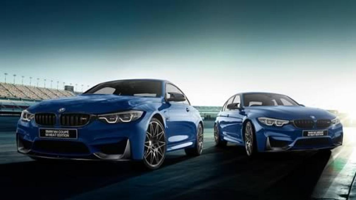 BMW M3 & M4 M HEAT EDITION.