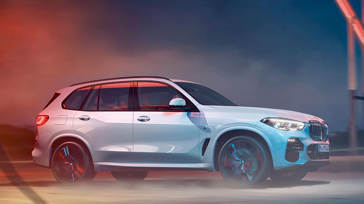 THE X5。BMW X5に新モデルラインアップが登場。